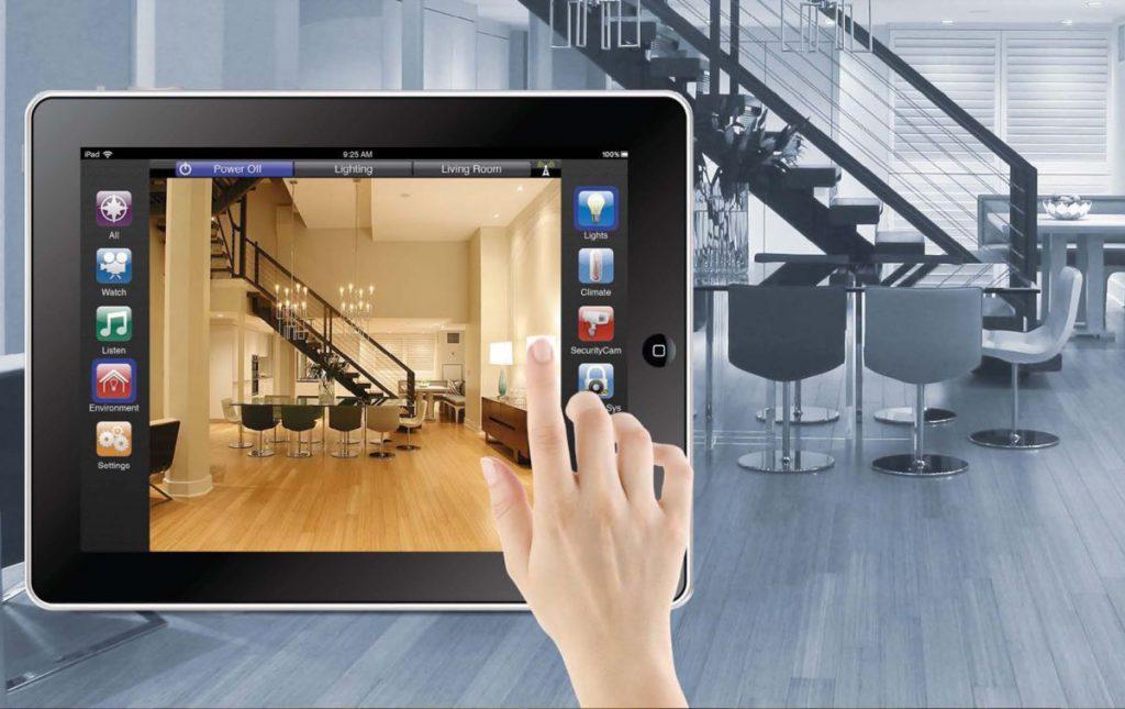 akıllı ev sistemleri - görüntülü diafon sistemi