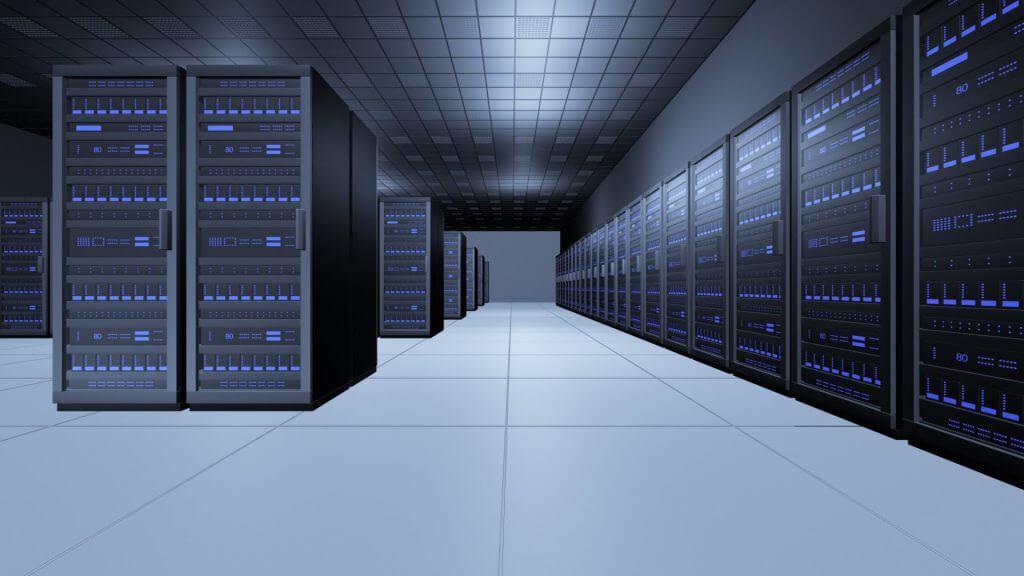 veri merkezi altyapı