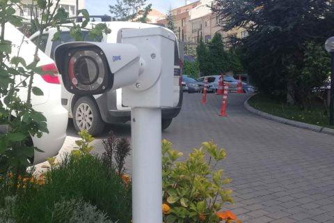 plaka tanıma sistemi kamera